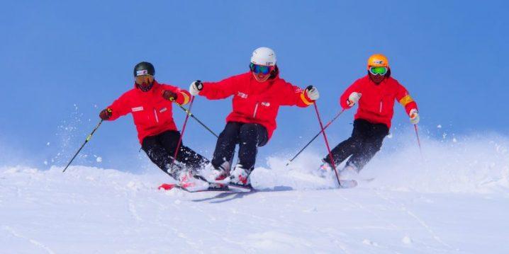 Naeba Ski School